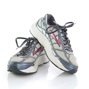Brooks Dyad 8 Womens Running Athletic Shoes